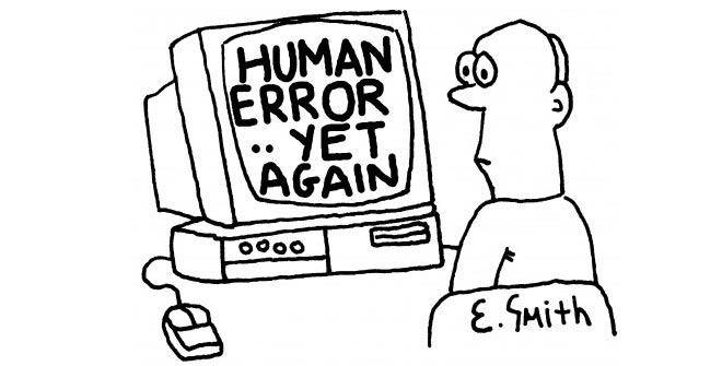 Image result for human errors